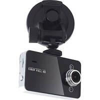 Автомобильный видеорегистратор 3в1 DVR K6000 Full HD