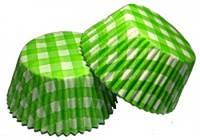 Бумажные формы для маффинов и капкейков 55/40, кондитерские принадлежности