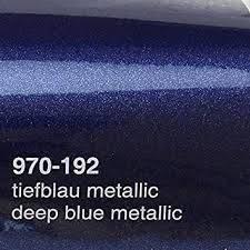 Темно-синя плівка металік Oracal 970 RA 192, фото 2