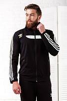 Спортивный костюм 231023 (Черный)