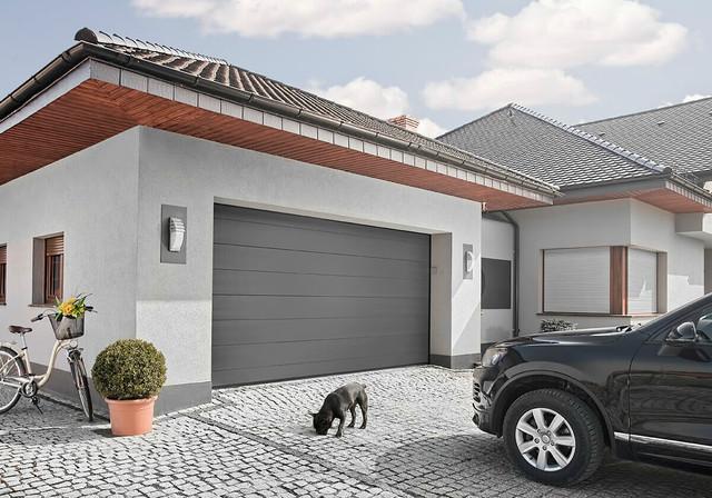 заказать ворота для гаража