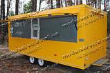 Киоск на колесах, фото 4