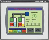 Панель Allen Bradley PanelView C1000