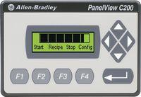 Панель Allen Bradley PanelView C200