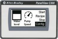 Панель Allen Bradley PanelView C300