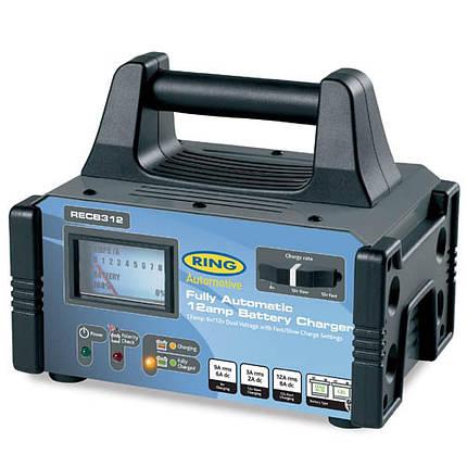 Зарядное устройство RING RECB312, фото 2