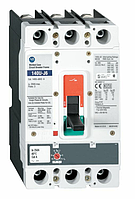 Автоматические выключатели Allen Bradley 140UE-J в литом корпусе