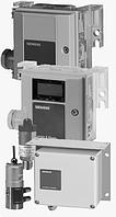 Датчики давления Siemens серии QBE и QMB