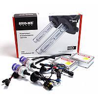Комплект ксенонового света Sho-Me H7 6000K 35W