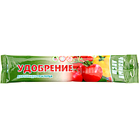 """Удобрение для помидоров и перца """"Чистый Лист"""" 100гр комплексное"""