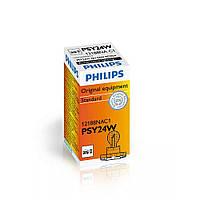 Лампа накаливания Philips PSY24W, 1шт/картон 12188NAC1