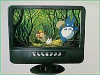 Портативный авто телевизор USB FM 901G