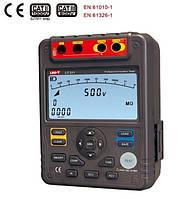 UT511 UNI-T1000V 750B Цифровой тестер сопротивления изоляции метр мегомметра