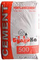 Цемент ПЦ I-500 БудуйКа 50 кг