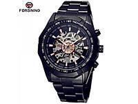 Впечатляющие супер модные мужские часы Forsining Turboulion. Отличное качество. Доступно.  Код: КГ958