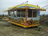 Киоск на колесах для шаурмы, фото 5