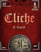 Жидкость для электронных сигарет Cliche Euro