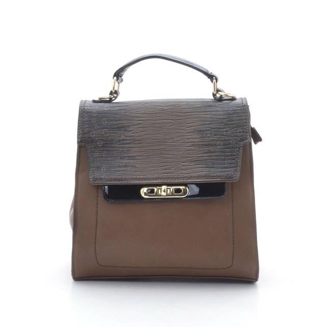 Женская сумка-рюкзак Ronaerdo R1203 khaki