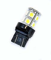 Авто LED лампа (JHB20-3)  T20-5050-13SMD 12V 182L W21/5W white 1шт.