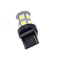 Авто LED лампа (JHB20-3)  T20-5050-13SMD 12V 182L W21W white