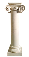 Архитектурный элемент Капитель (керамическая)