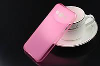 Силиконовый TPU чехол TOKYO для Samsung Galaxy J5 (розовый)