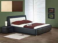 Кровать с контейнером  Кровать SamantaP (Halmar)