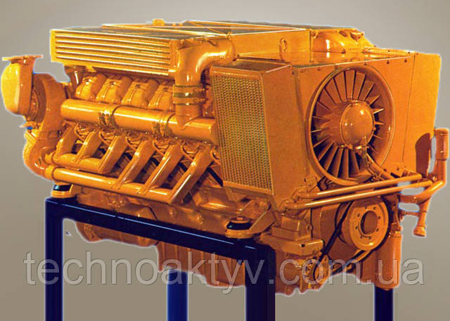 Характеристики двигателей Deutz 413