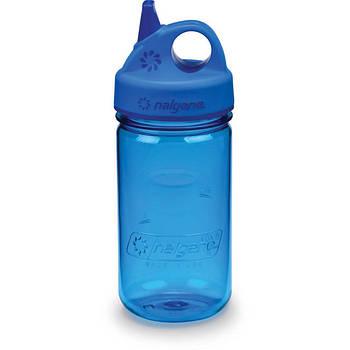 Бутылка для воды детская NALGENE Grip'n Gulp 350 ml Blue