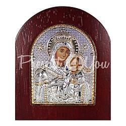 Вифлеемская икона Божией Матери, h-10х8,5 см