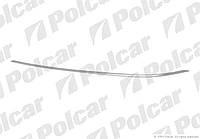 Молдинг бампера переднего левый Mercedes E-Class W212 09-13