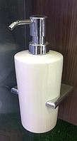 Дозатор для жидкого мыла керамический AQUAVITA Epic