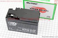 "Аккумулятор ""таблетка-Honda"" YTR4A-BS 115/50/85мм, 2016"