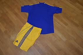 Командная форма сине-желтая