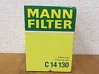 Фильтр воздушный Шкода Октавия А5 1.6/2.0 2004-->2012 Mann (Германия) C 14130