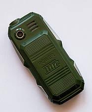 Противоударный LAND ROVER Newmind F6000 - 2 Sim  2600 mAh  green, фото 2