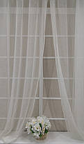 Тюль для кухонного окна, Лён, фото 3