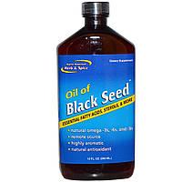 North American Herb & Spice Co., Масло черного тмина, 12 жидких унций (355 мл), купить, цена, отзывы