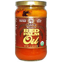 Jungle Products, Красное пальмовое масло, 14 унций (397 г), купить, цена, отзывы