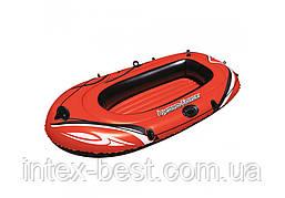 Надувная лодка Bestway 61100 Hydro-Force Raft, (188 х 98 см)