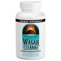 Source Naturals, Очищающее средство «Очистка васаби», 200 мг, 60 таблеток, купить, цена, отзывы