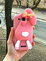 Силиконовый чехол Moschino Violetta Rabbit Samsung S3, Зайчик