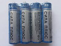 Батарейки Сила Плюс R6(AA)l