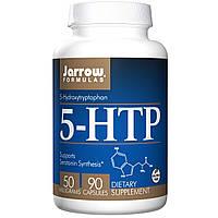 Jarrow Formulas, Окситриптан, 5-гидрокситриптофан, 50 мг, 90 капсул на растительной основе, купить, цена, отзывы