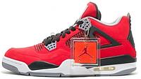 Баскетбольные кроссовки Nike Air Jordan IV, Найк Аир Джордан красные