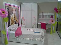 """Мебель для детской комнаты для девочки """"ROZA ROZ"""""""
