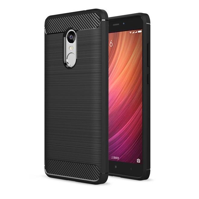 Чехол для Xiaomi Redmi Note 4 / Note 4X, бампер, накладка, чохол, силиконовый, силіконовий