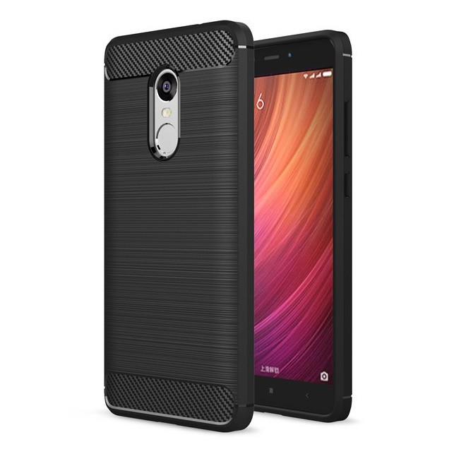 Чохол для Xiaomi Redmi Note 4 / Note 4X, бампер, накладка, чохол, силіконовий, силіконовий