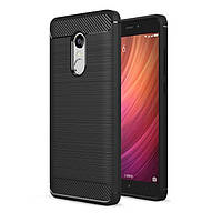 Чехол для Xiaomi Redmi Note 4 / Note 4X Carbon Black