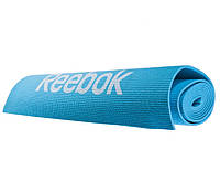 Коврик для фитнеса и йоги Reebok RAMT-11024BLL 1730x610x4 мм